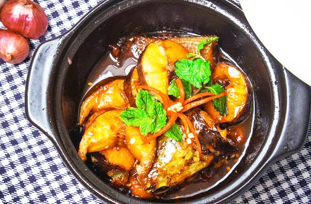 Đậm đà món cá kho ngũ vị hương - 2